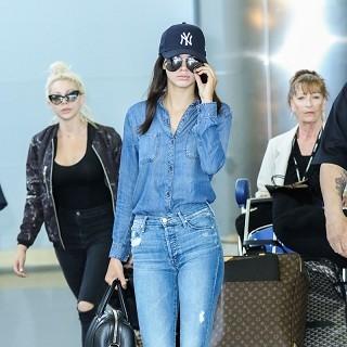 歐美名人的機場時尚關鍵字:時髦、舒服、抗溫差!