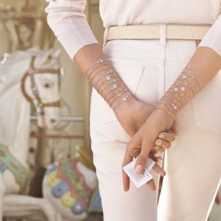 Louis Vuitton經典珠寶再變化 Monogram滿足女人的多變風情