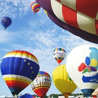 2015熱氣球嘉年華開跑!6月27日夢想起飛
