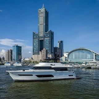 享受頂級海上生活 Horizon豪華遊艇派對在台灣