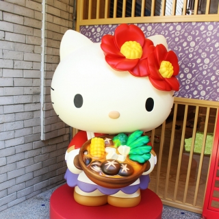全球第一間!Hello Kitty和風小火鍋7/7開...