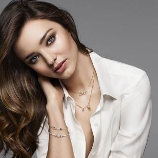 米蘭達可兒轉戰設計師?施華洛世奇聯名珠寶首飾秋季開賣