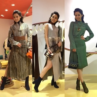Marni秋冬新裝 要女人當起強悍的遊牧民族