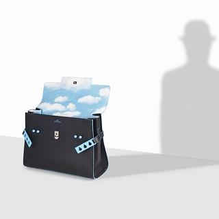 DELVAUX攜手龐畢度中心─重現René Magritte藝術特展