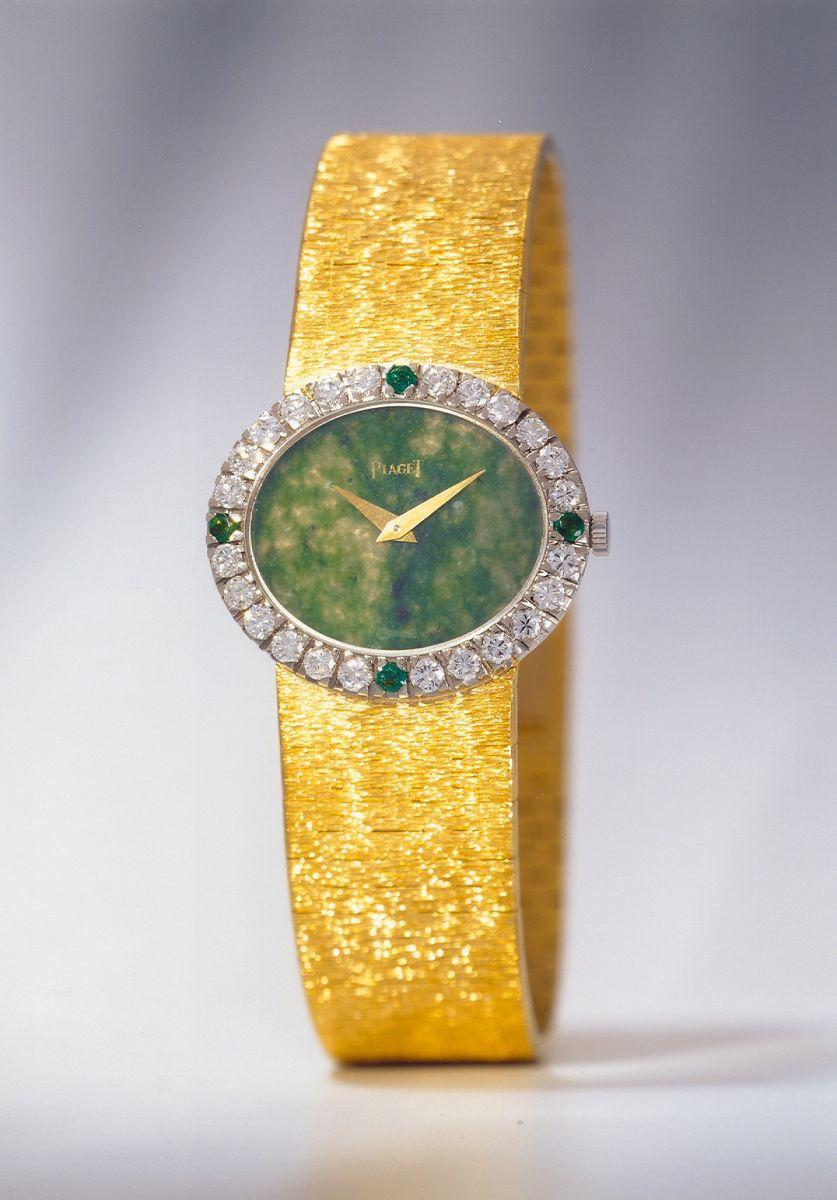 賈姬錶特別版經典再現 揭開第一夫人時尚秘密
