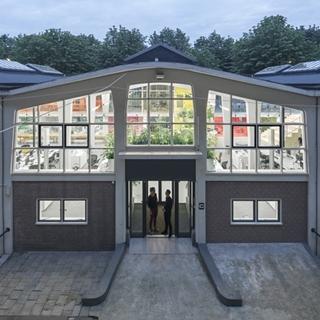 荷蘭設計團隊MVRDV倉庫新居新氣象