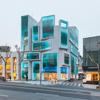 一窺首爾江南的絢麗時尚
