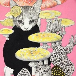 「好好好我投降」貓咪插畫光波攻擊 樋口裕子